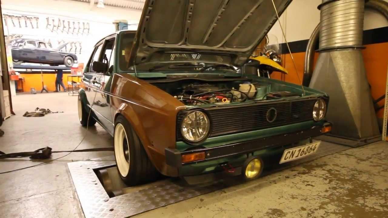 Mk1 Golf 1 3l 8v Carb