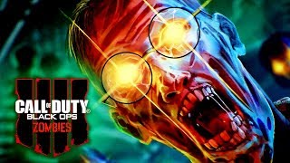 "Call of Duty Black Ops 4: Zombies - Official ""Alpha Omega"" Aether Returns Story Trailer"
