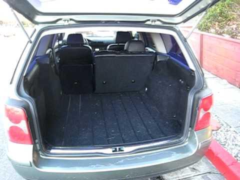 2003 VW Passat Wagon 72767 Miles YouTube