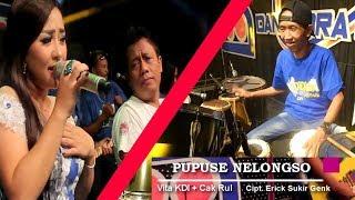 Vita KDI feat. Cak Rull -  Pupuse Nelongso [OFFICIAL]