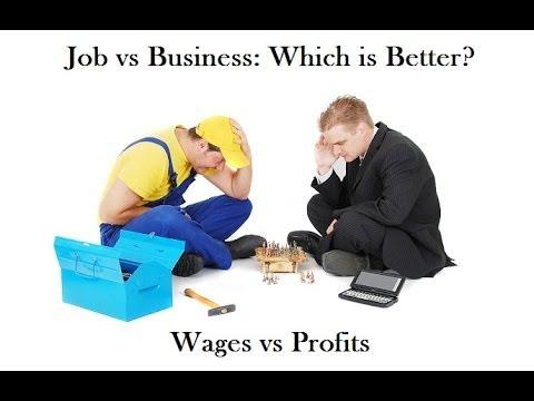 Канада 171: Открыть бизнес или искать работу?