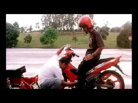 Remp IT Movie Yamaha 125z Setting / kajang motor  / farid kamil / bang bang boom