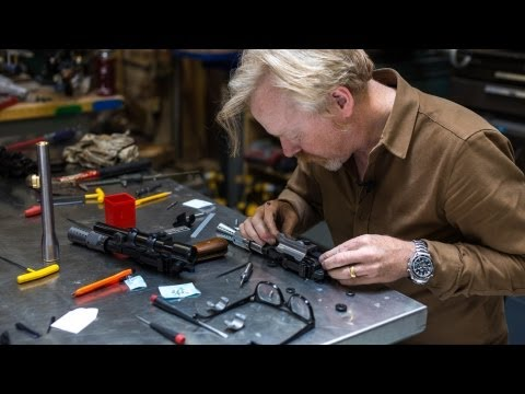 Adam Savage s One Day Builds: Han Solo s DL-44 Blaster
