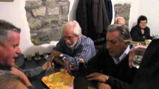 Varese Ligure San Martino  video  canti 11-11-2011.wmv