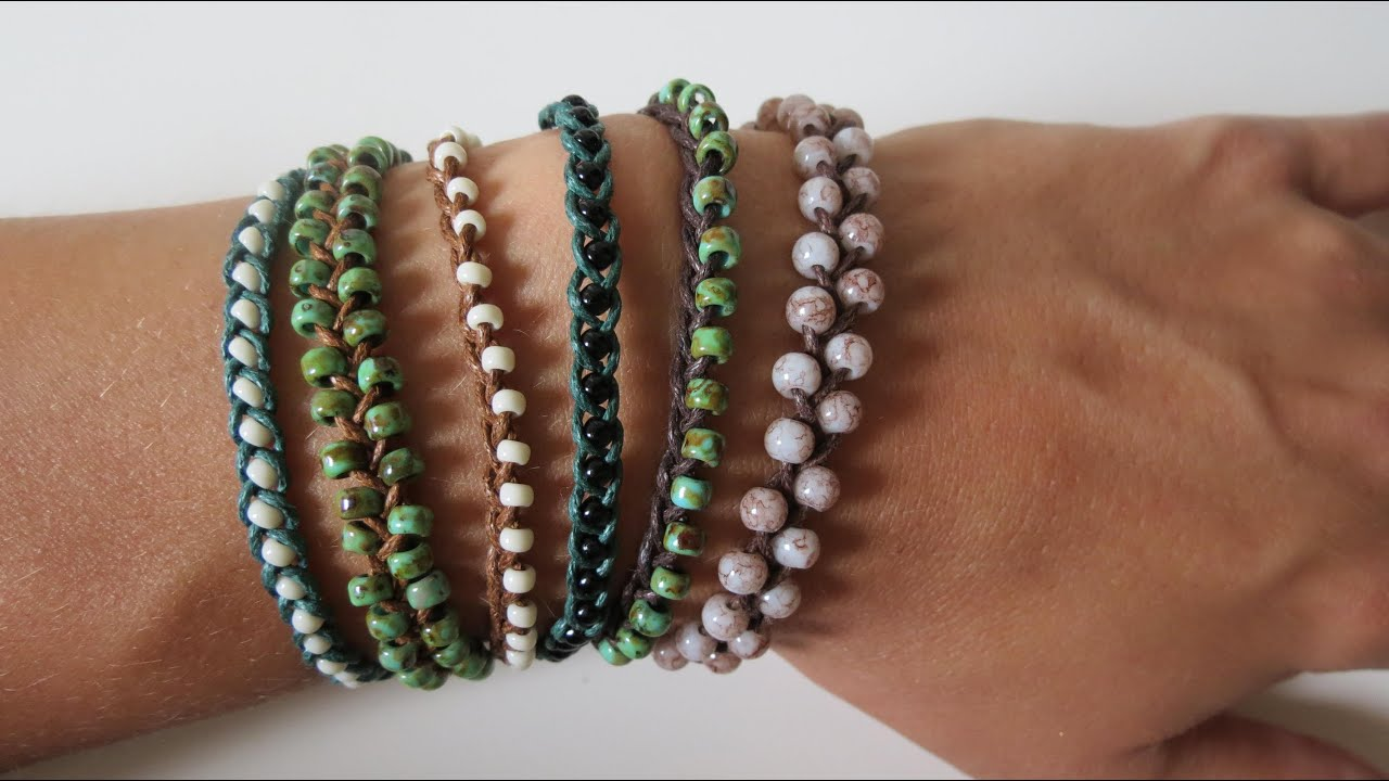 Einzigartig Ringe Selber Machen Perlen Anleitung | Schmuck Website
