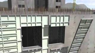 Cast In Place Concrete Aluminum Forms System - High Rise Apartment Bulding