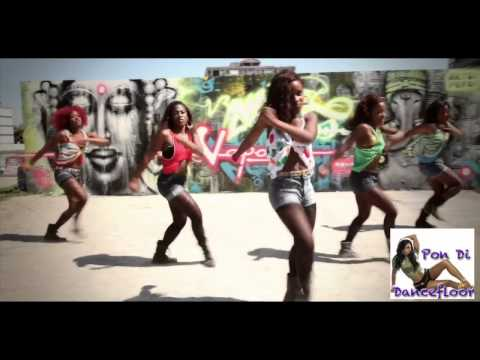 Big Booty New Years 2012 Jamaican Best Dancehall Dance Crew video