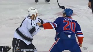 Kyle Clifford vs Luke Gazdic Oct 25, 2015