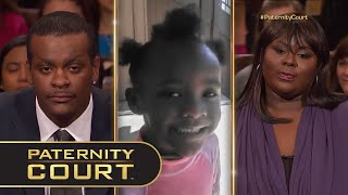 Woman Cuffs Childhood Crush with Baby, Allegedly (Full Episode) | Paternity Court