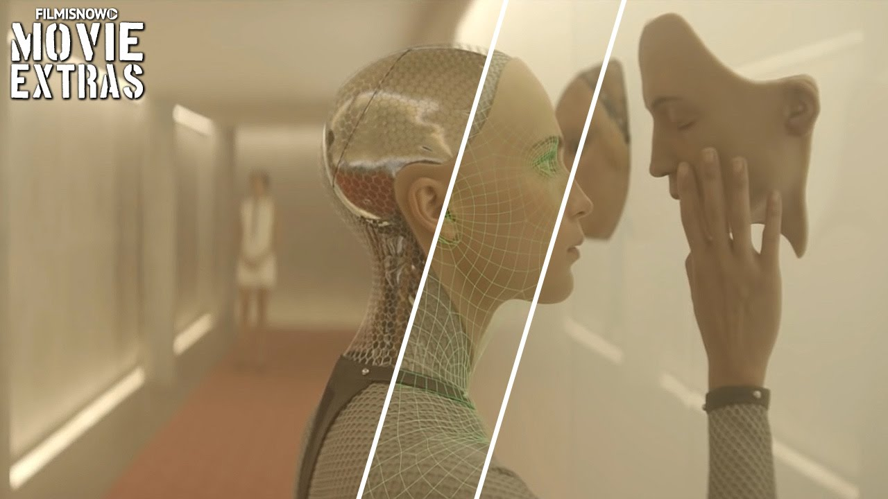 Ex Machina - VFX Breakdown by Double Negative (2015)