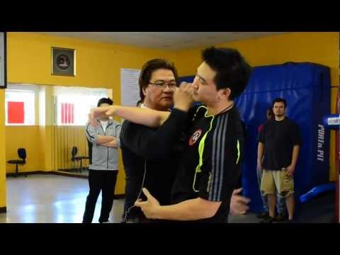 Inside look at Gary Lam Wing Chun 2012 Image 1