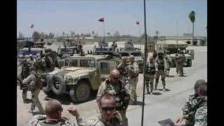 Polish Soldiers in Iraq