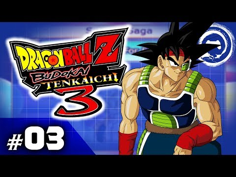 Dragon Ball Z: Budokai Tenkaichi 3 Part 3 - TFS Plays