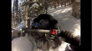 BackCountry Riding with Ryan Smith , M8 Turbo, M1000Turbo, Boondocker turbos