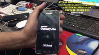 samsung j320fn remove frp j3 6 bypass google account 2016 issamgsm