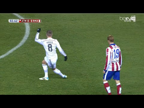 Toni Kroos vs Atlético Madrid (A) 14-15 720p HD English Commentary