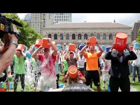 Inspiration Behind Viral 'Ice Bucket Challenge'