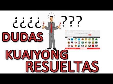Todas las dudas sobre kuaiyong (programa para bajar apps gratis) RESUELTAS