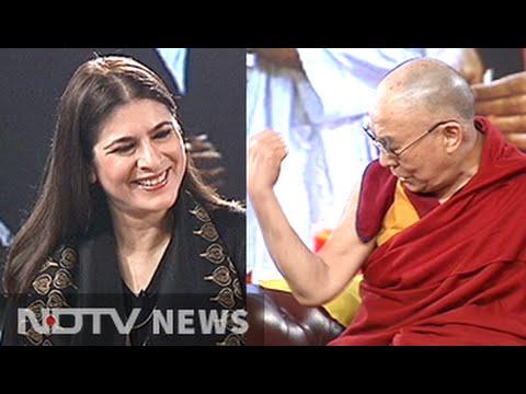 Dal and roti in my physique: Dalai Lama to NDTV