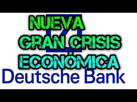 Deutsche Bank La Quiebra que todos temen