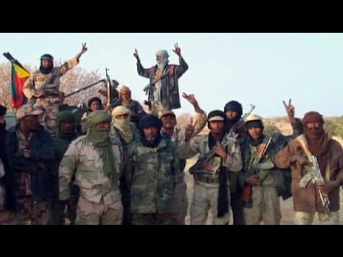 Los rebeldes tuareg proclaman la independencia del norte de Mali