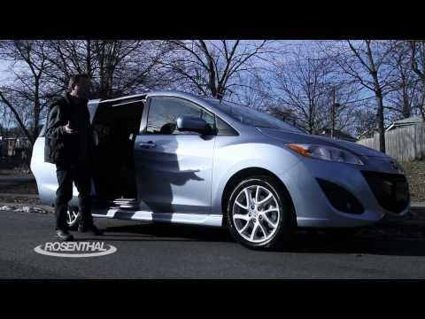 2012 Mazda Mazda5 Test Drive & Review
