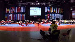 Team GJ Childern - IDO world Championship 2014 - Bochum (1)