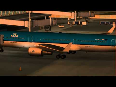 FSX Captain sim 767-300 Full review part 1