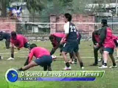 Reporte del Deportivo Cuenca