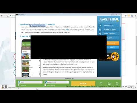 How To Install A Skin On Tlauncher Minecraft Cracked Version 2018