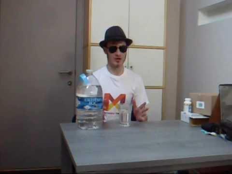 MasterKey Studios - Challenge #4: Drinking 2 liters of water (& Shortfilm)