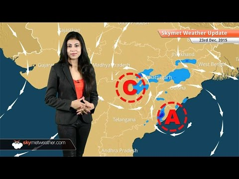 Weather Forecast for December 23: Snowfall likely in Jammu and Kashmir, Rain IN Tamil Nadu