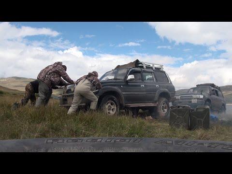 Дороги Монголии / Mongolian offroad