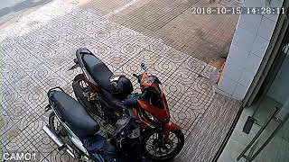 Pha trộm xe kinh điển