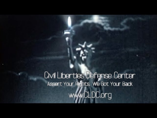 CLDC 10th Anniversary Video: Assert Your Rights, We Got Your Back