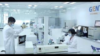 Xét nghiệm ADN GENTIS - Giới thiệu Cơ sở vật chất và công nghệ