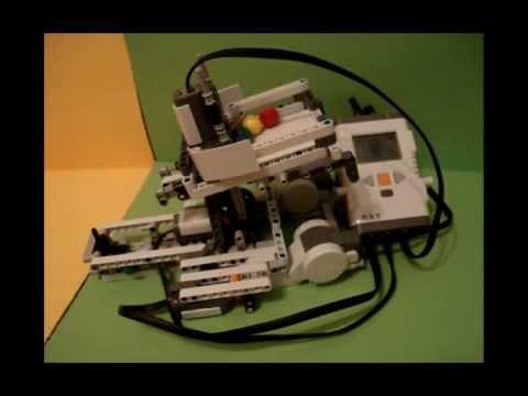 [video review PL]  8547 NXT 2.0 cz.9. Color Sorter