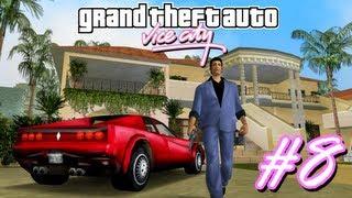 GTA: Vice City Walkthrough - Bir Şeyler Anlatmaya Çalışmaca - Bölüm 8