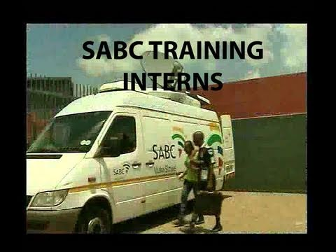 SABC interns shine