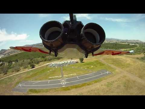 Hobby-lobby Euro Fighter Eurofighter at SCCMAS with GoPro