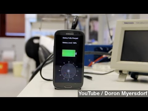 Tech Company Claims Its Phone Battery Can Charge In 30 Sec.