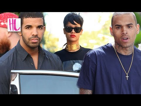 Drake Disses Chris Brown Over Rihanna On 'Wu Tang Forever'