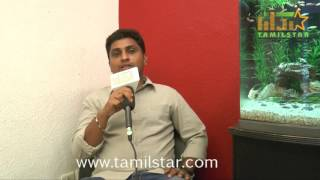 Music Director Roshan Sethuraman At Kanna Pinna Movie Team Interview