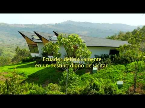 ECUADOR: Tourism Travel Video, with Mark Chesnut from LatinFlyer.com