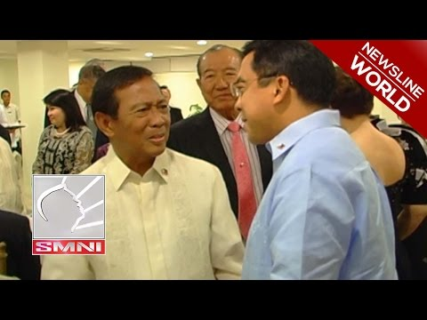 Former Vice President Binay, son barred from leaving the Philippines