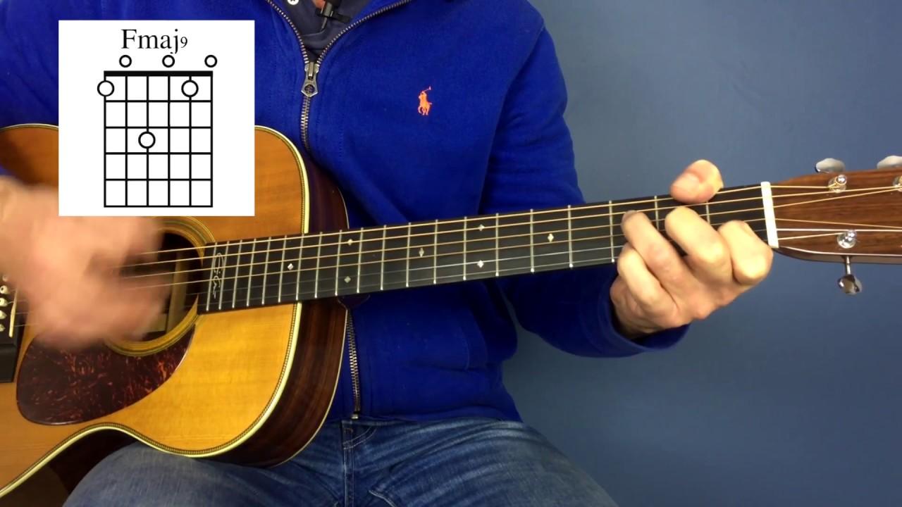 Guitar chords videos free