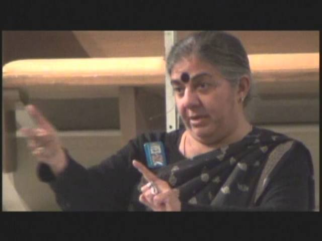 TalkingStickTV - Vandana Shiva - Justice Begins With Seeds