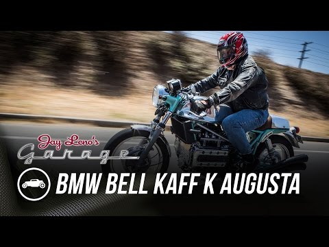 BMW Bell Kaff K, Augusta, and More - Jay Leno's Garage