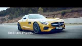 The New Mercedes-AMG GT S TVC Dreamcar - Mercedes-Benz Singapore