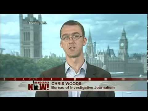 Chris Woods on Report:
